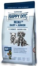 HAPPY DOG SUPREME MINI BABY/JUNIOR 4KG