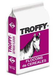 TROFFY FLOCONS DE CEREALES 25 KGS