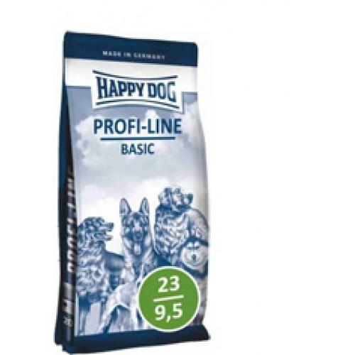 HAPPY DOG  PROFILINE 23/9.5  SAC DE 20 KGS